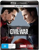 Captain America: Civil War (4K UHD)