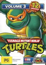 Teenage Mutant Ninja Turtles (1987): Volume 3