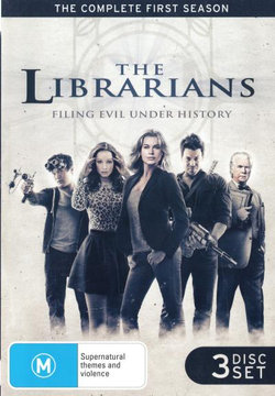 The Librarians (2014): Season 1