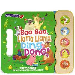 Baa Baa, Llama Llama, Ding Dong!