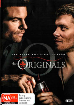 The Originals: Season 5 (Final Season)