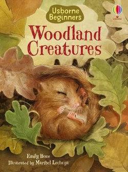 Usborne Beginners : Woodland Creatures