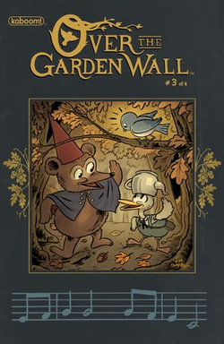 Over the Garden Wall: Tome of the Unknown #3