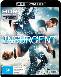 Insurgent (The Divergent Series) (4K UHD)