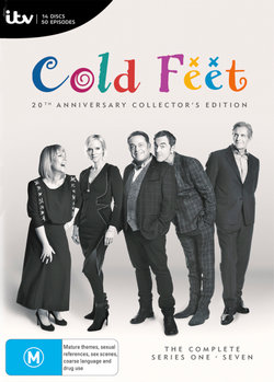 Cold Feet: 20th Anniversary Collector's Edition (Series 1 - 7)