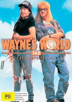 Wayne's World / Wayne's World 2
