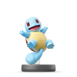 Nintendo amiibo Squirtle (Super Smash Bros Collection)