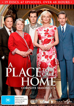 A Place to Call Home: Seasons 1 - 6