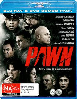 Pawn (Blu-ray/DVD) (2 Discs)