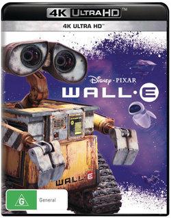 Wall-E (4K UHD)