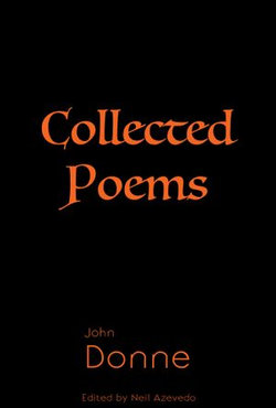 Collected Poems of John Donne