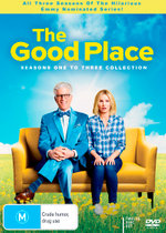 The Good Place: Seasons 1-3 Collection