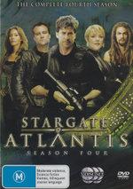 Stargate: Atlantis - Season 4