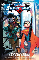 Action Detective : Adventures of the Super Sons