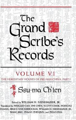 The Grand Scribe's Records, Volume V.1