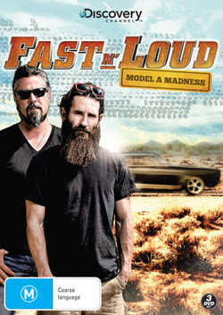 Fast N' Loud: Model A Madness (Discovery Channel)