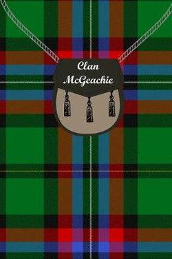 Clan McGeachie Tartan Journal/Notebook
