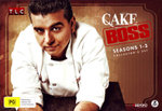 Cake Boss Collector's Set