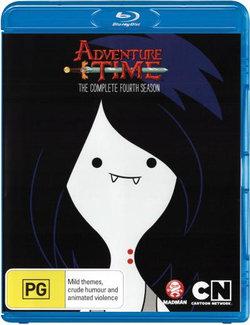 Adventure Time: Season 4