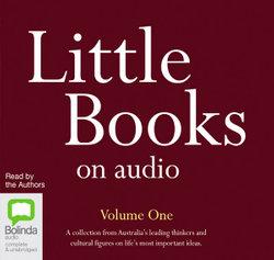 Little Books On Audio: Volume One