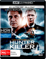 Hunter Killer (4K UHD/Blu-ray)
