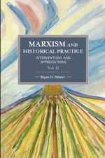 Marxism and Historical Practice