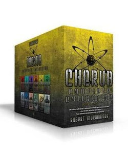 Cherub Complete Collection Books 1-12