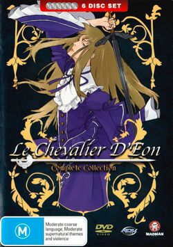 Le Chevalier D'Eon: Collection