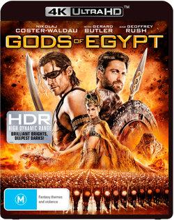 Gods of Egypt (4K UHD)