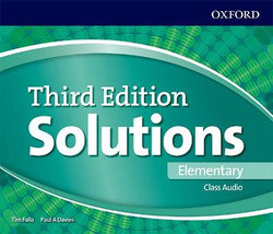 Solutions, Elementary