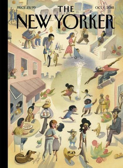 The New Yorker (US) - 12 Month Subscription