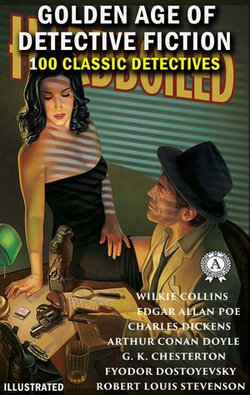 Golden Age of Detective Fiction (Illustrated)
