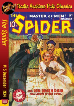 The Spider eBook #15