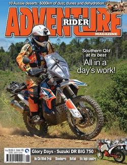 Adventure Rider - 12 Month Subscription