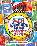 Where's Wally? The Treasure Hunt