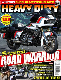 Heavy Duty - 12 Month Subscription