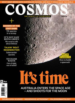 Cosmos Magazine - 12 Month Subscription