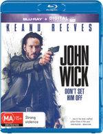 John Wick (Blu-ray/UV)