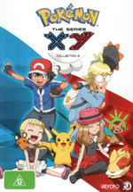 Pokemon: The Series - XY Collection 2