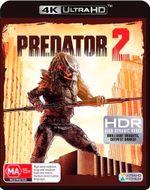 Predator 2 (4K UHD)