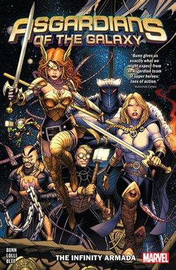 Asgardians Of The Galaxy Vol. 1