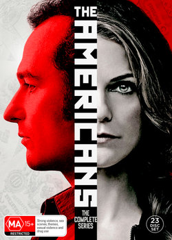 The Americans: The Complete Series (Seasons 1 - 6)