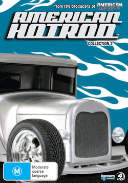 American Hot Rod: Collection 2 (Discovery Channel)