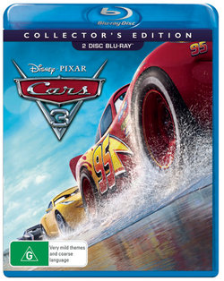 Cars 3 (Collector's Edition) (2-Disc Blu-ray)