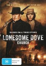 Lonesome Dove: Church