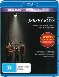 Jersey Boys (Includes CD Soundtrack) (Blu-ray/DVD/UV)