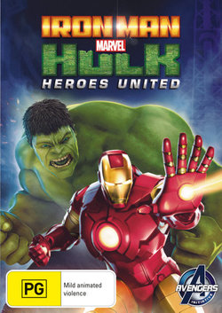 Iron Man/Hulk: Heroes United (Avengers Initiative)