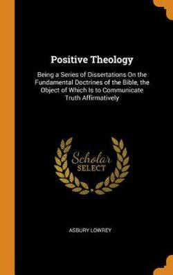 Positive Theology