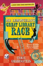 Mr Lemoncello's Great Library Race