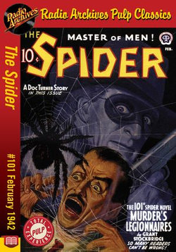 The Spider eBook #101